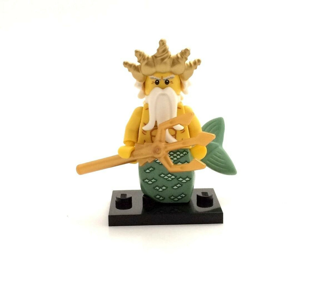 NEW LEGO MINIFIGURES SERIES 7 8831 - Ocean King