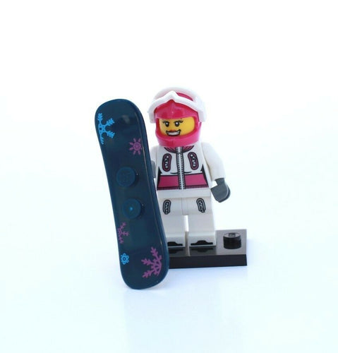 NEW LEGO MINIFIGURES SERIES 3 8803 - Snowboarder Girl