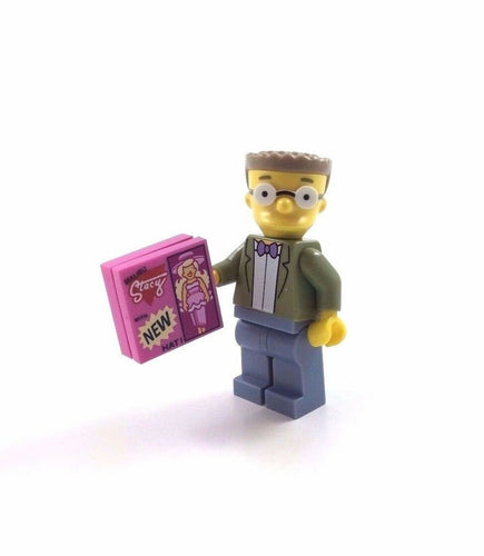NEW LEGO 71009 MINIFIGURES SERIES Simpons Series 2 - Smithers
