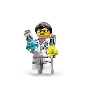 NEW LEGO MINIFIGURES SERIES 11 71002 - Lady Scientist