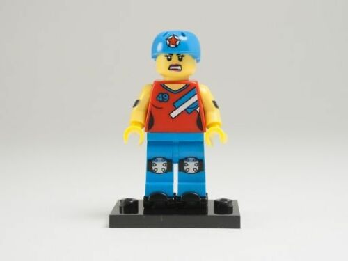 NEW LEGO MINIFIGURES SERIES 9 71000 - Roller Derby Girl