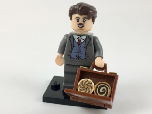 NEW LEGO Harry Potter MINIFIGURES SERIES 71022 - Jacob Kowalski