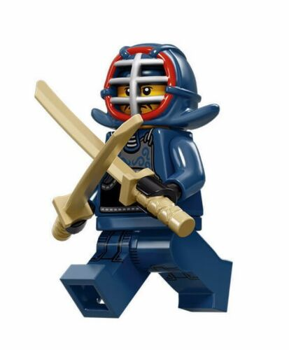 NEW LEGO MINIFIGURES SERIES 15 71011 - Kendo Fighter