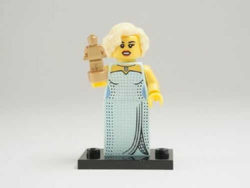 NEW LEGO MINIFIGURES SERIES 9 71000 - Hollywood Starlet