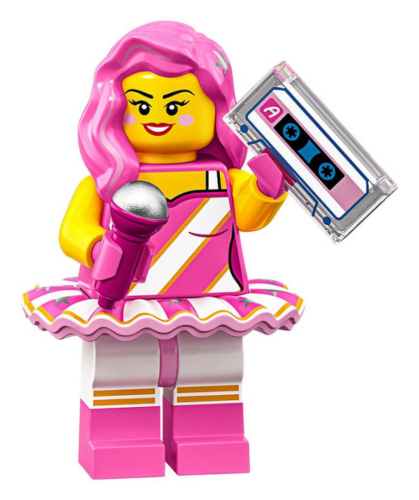 LEGO Minifigures Series Movie 2 / Wizard of Oz 71023 - Candy Rapper