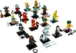 LEGO 71013 Complete Set of 16 MINIFIGURES SERIES 16