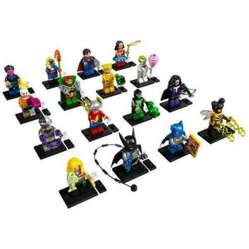 Lego DC Super Heroes Complete Set of 16 Minifigures 71026 IN STOCK
