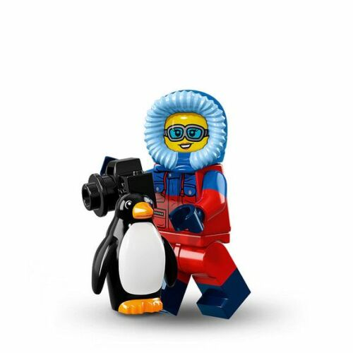 NEW LEGO MINIFIGURES SERIES 16 71013 - Wildlife Photographer