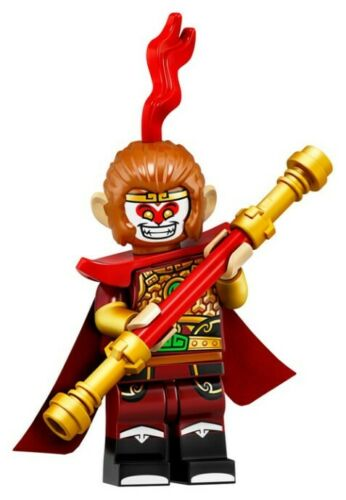 NEW LEGO MINIFIGURES SERIES 19 71025 - Monkey King