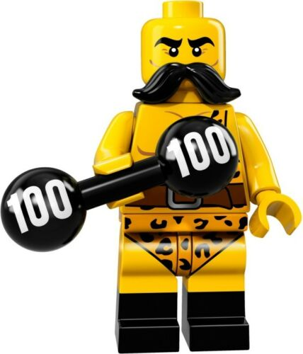 NEW LEGO MINIFIGURES SERIES 17 71018 - Strongman