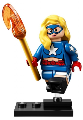 NEW DC SUPER HEROS LEGO MINIFIGURES SERIES 71026 - Star Girl