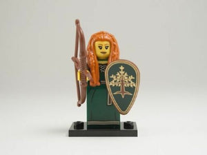 NEW LEGO MINIFIGURES SERIES 9 71000 - Forest Maiden