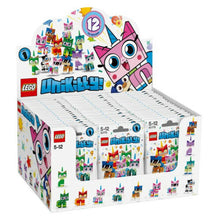 Load image into Gallery viewer, LEGO Collectible Unikitty TV Series Sealed Box Case of 60 Minifigures 41775