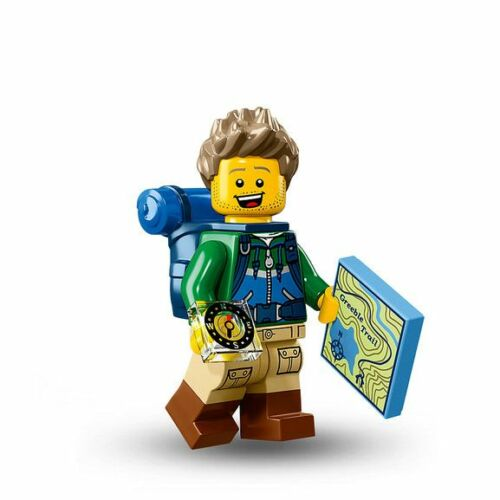 NEW LEGO MINIFIGURES SERIES 16 71013 - Hiker