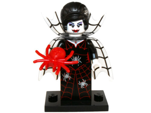 NEW LEGO MINIFIGURES SERIES 14 71010 -  Spider Lady
