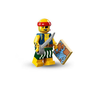 NEW LEGO MINIFIGURES SERIES 16 71013 - Scallywag Pirate