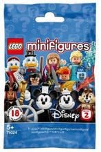Load image into Gallery viewer, LEGO Disney Series 2 Collectible Minifigures Box Case of 60 Minifigures 71024