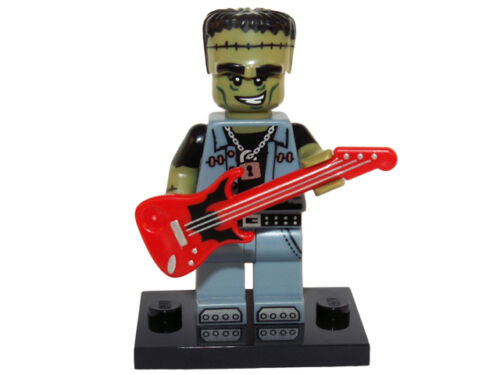 NEW LEGO MINIFIGURES SERIES 14 71010 - Monster Rocker