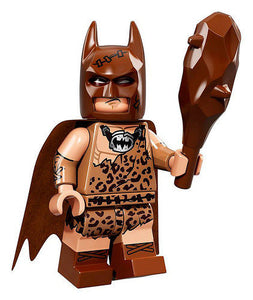 NEW LEGO BATMAN MOVIE MINIFIGURES SERIES 71017 - Clan of the Cave Batman
