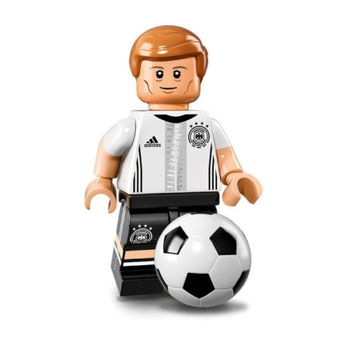 NEW LEGO MINIFIGURES DFB (German Soccer) SERIES 71014 - Toni Kroos #18