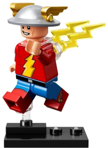 NEW DC SUPER HEROES LEGO MINIFIGURES SERIES 71026 - Flash, Jay Garrick