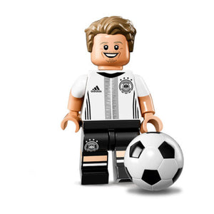 NEW LEGO MINIFIGURES DFB (German Soccer) SERIES 71014 - Max Kruse #23