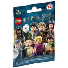 Load image into Gallery viewer, LEGO Harry Potter Fantastic Beasts SET OF 6 MINIFIGURES SERIES 71022