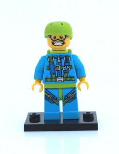 NEW LEGO MINIFIGURES SERIES 10 71001 - Skydiver