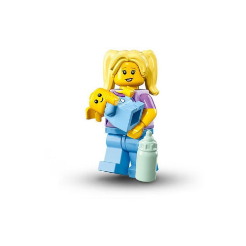 NEW LEGO MINIFIGURES SERIES 16 71013 - Babysitter