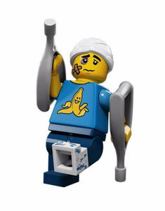 NEW LEGO MINIFIGURES SERIES 15 71011 - Clumsy Guy
