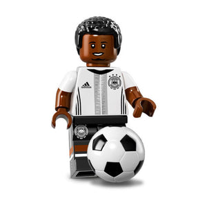 NEW LEGO MINIFIGURES DFB (German Soccer Team) SERIES 71014 - Jérôme Boateng 17