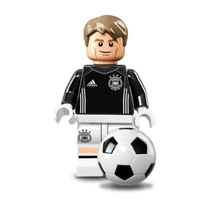 NEW LEGO MINIFIGURES DFB (German Soccer Team) SERIES 71014 - Manuel Neuer #1