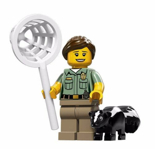 NEW LEGO MINIFIGURES SERIES 15 71011 - Animal Control