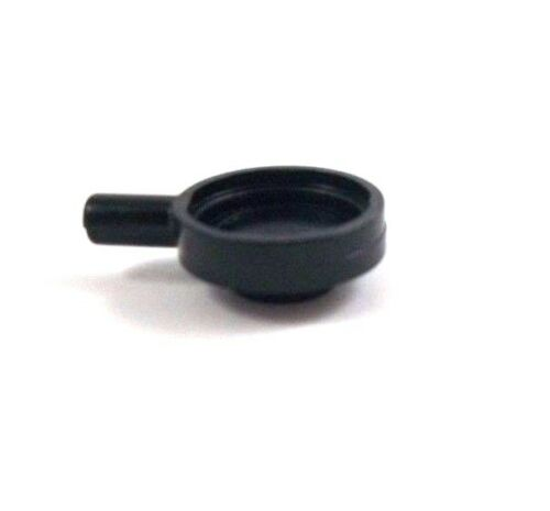 NEW LEGO Minifigure Utensil Black Frying Pan (Skillet)