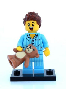 NEW LEGO MINIFIGURES SERIES 6 8827 - Sleepyhead (Sleepy Head)