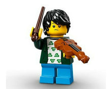 Load image into Gallery viewer, LEGO Series 21 Collectible Minifigures 71029 - Violin Kid