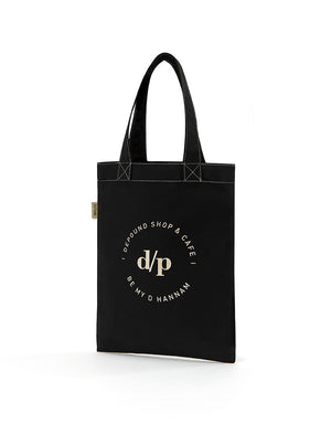 [BE MY D] stitch bag A type (S)-black
