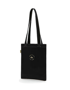 [BE MY D] stitch bag B type (M)-black