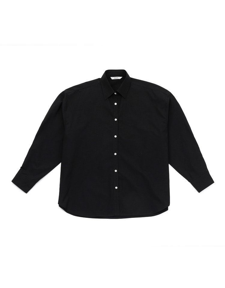 oversized shirts (black)