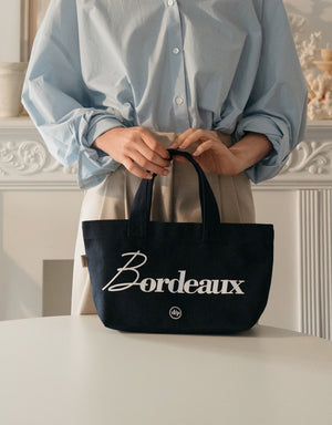 Bordeaux bag (S)