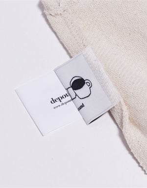 coffee bag (ivory-cappuccino)