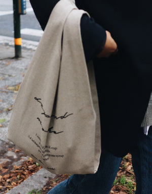 coffee bag (brown-moca)