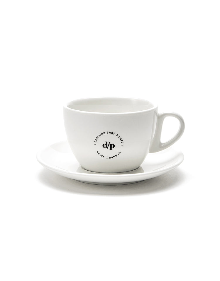 [BE MY D] logo coffee cup SET