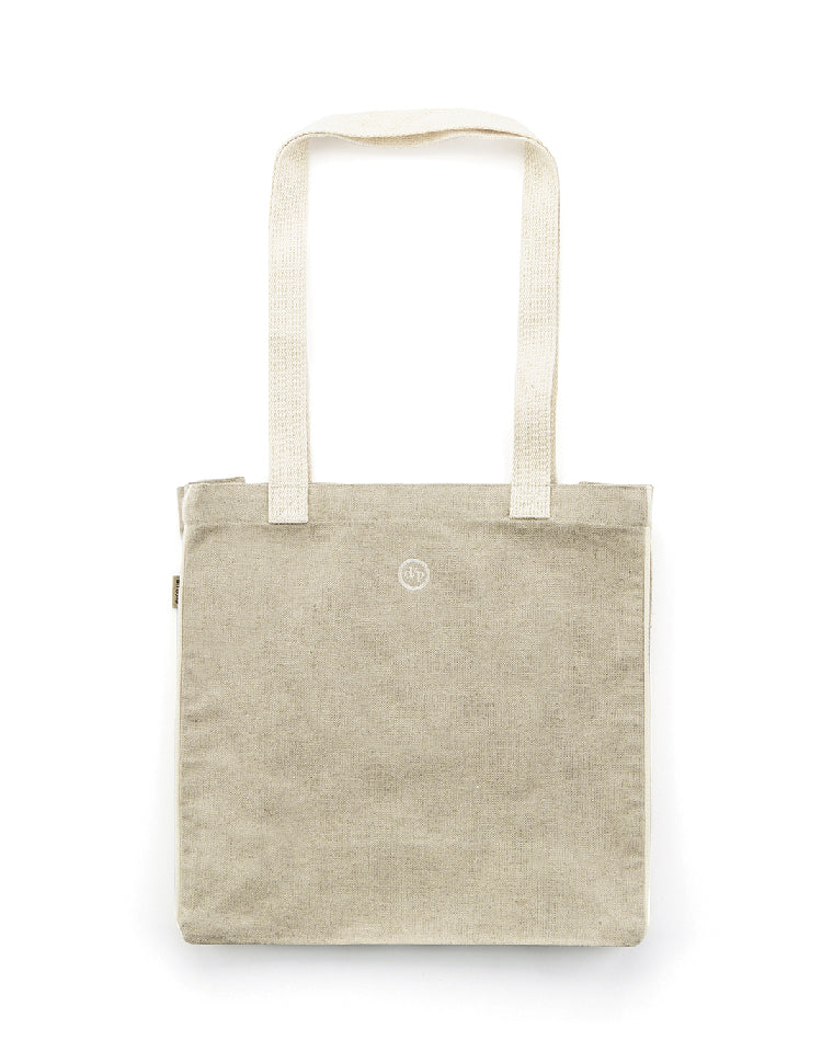 biscuit bag  (L-shoulder) - ivory