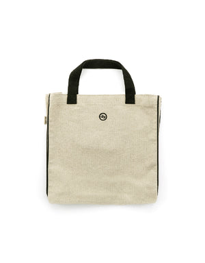 biscuit bag  (L-tote) - black
