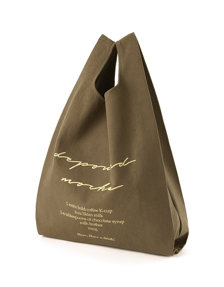 coffee bag (chocolate)
