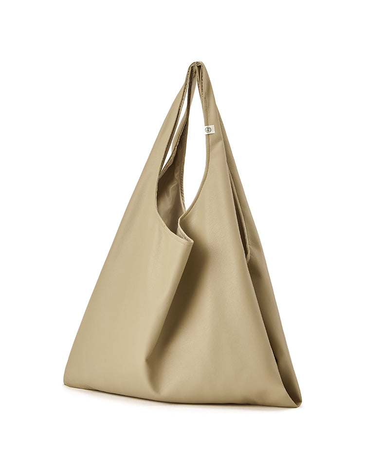 coffee bag-shoulder (beige)