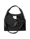 coffee bag-shoulder (black)