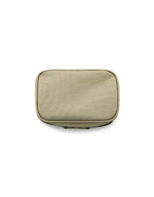 cosmetic pouch (brown)