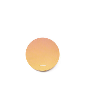 sticky memo pad (gradation)